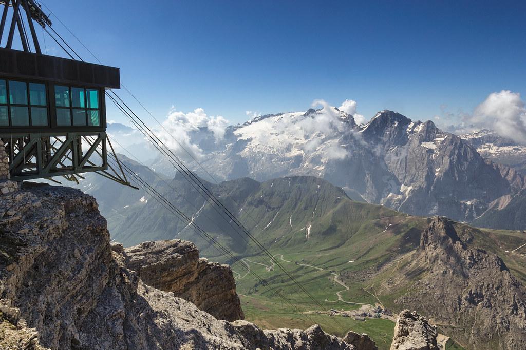 La Funivia delle Dolomiti