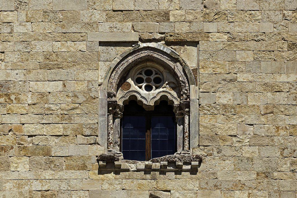 Castel del Monte dettaglio