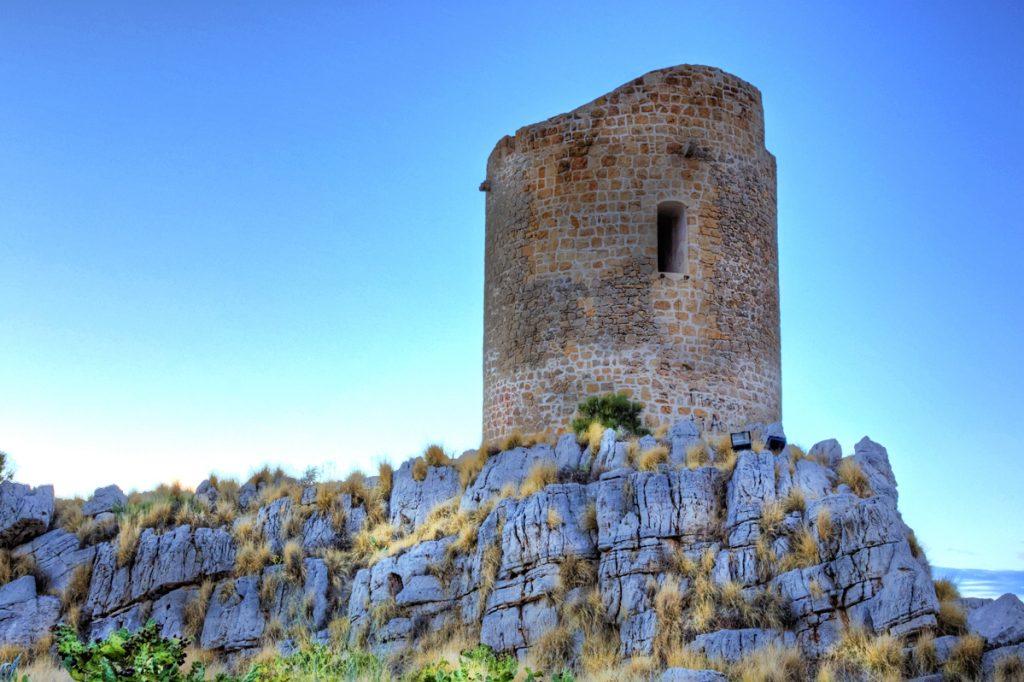 Isola delle Femmine Torre