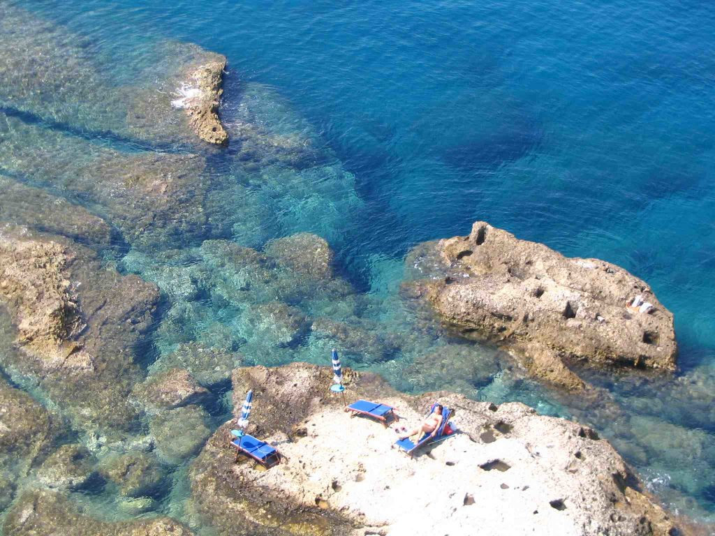 Isole Pontine Spiagge