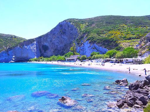 Spiaggia del Frontone Ponza