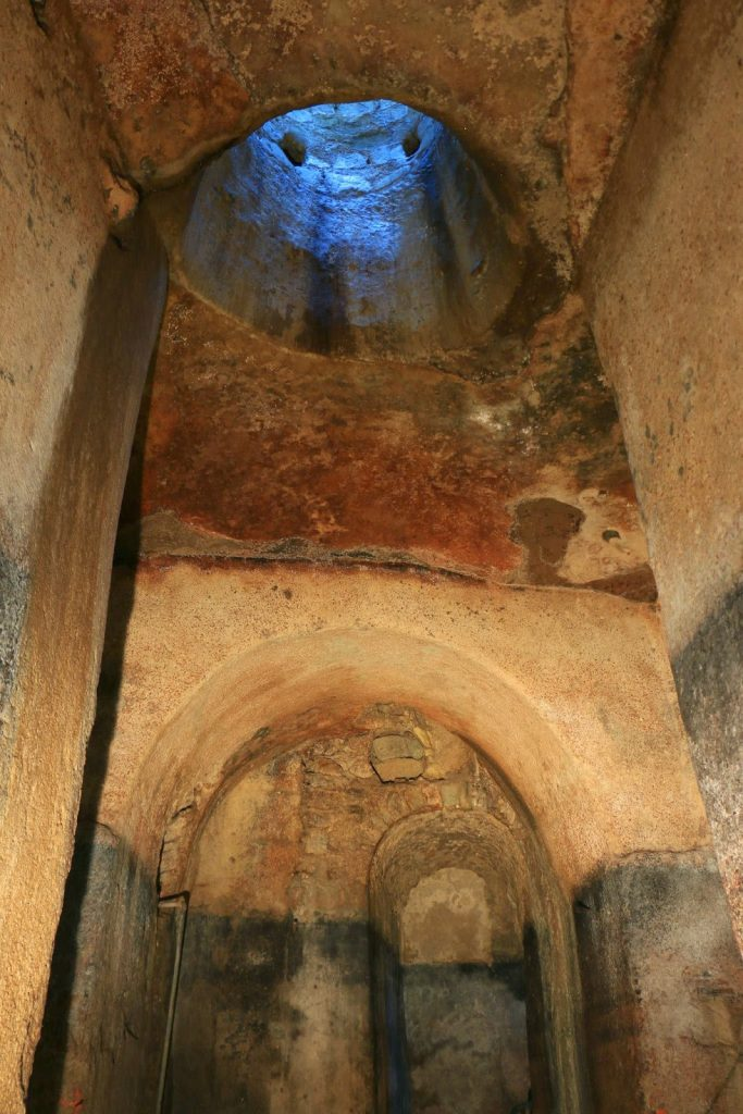 Cisterna Romana della Dragonara