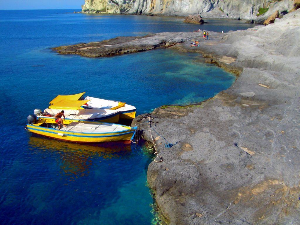 Le spiagge di Ponza