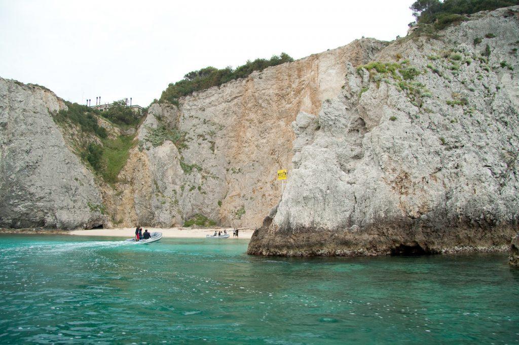 Spiaggia dei Pagliai